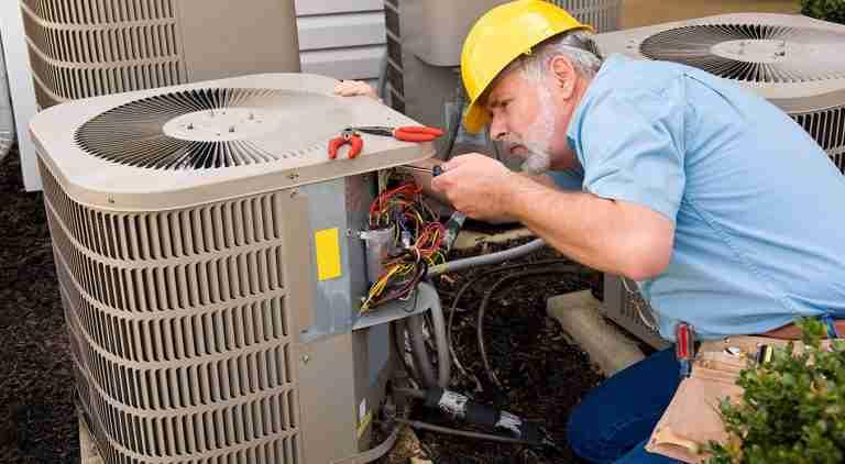 AC Being Maintenance